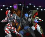 Comm:: Echo Squad