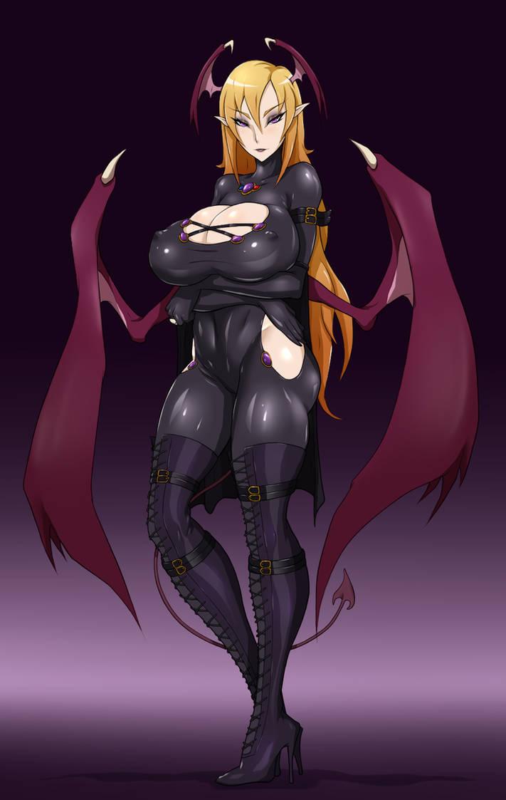 Cynthia the Dark Temptress