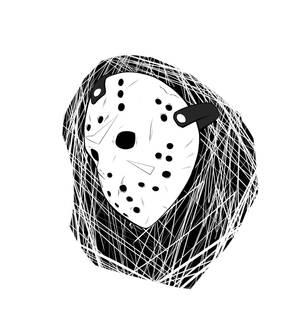Inktober:: Friday the 13th