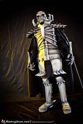 Skull Knight - Berserk by negativedreamer