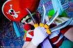 Buggy the Clown closeup