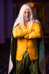 Silvers Rayleigh from One Piece Debute