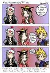 Final Fantasy 7 - Hats R Us