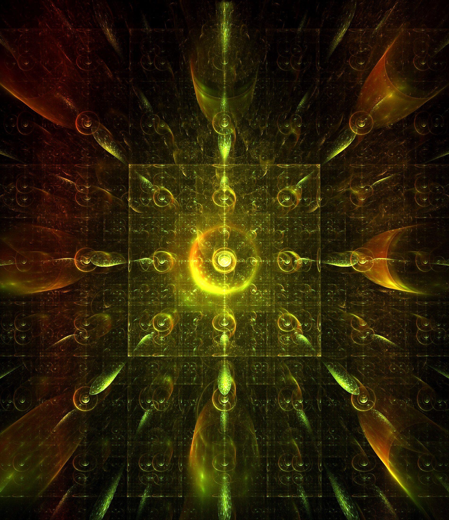 EVOLVING HOLOGRAM by DorianoArt