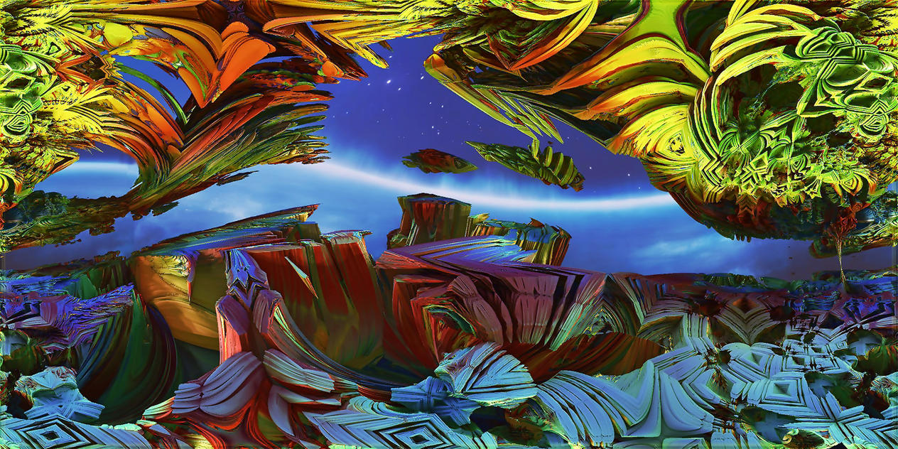 HOMAGE TO ROGER DEAN by DorianoArt on DeviantArt
