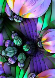 FLOWERY   FEELING by DorianoArt