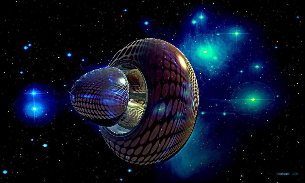 ERIDANIA   SPACE  CARGO by DorianoArt