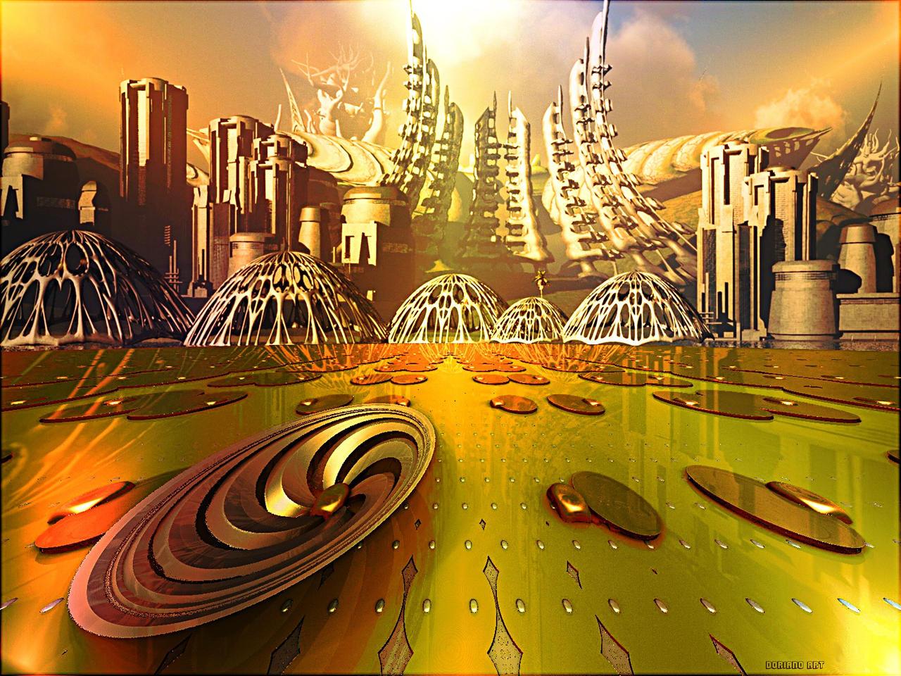 RODHIAN  TECHNOLOGIES by DorianoArt