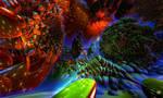 Space Spores Proliferation