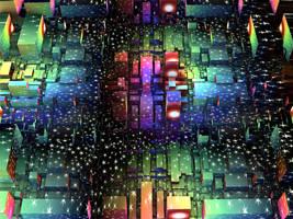 TRANSLUMINA -The Illusory Energy by DorianoArt