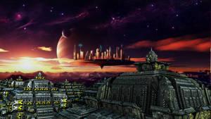 Alcyones (Pleiadian World)