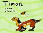 MYO Trinkitt: Timon by Sake-Loup
