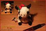 My Xmas' Cow by AliciaDeAndres