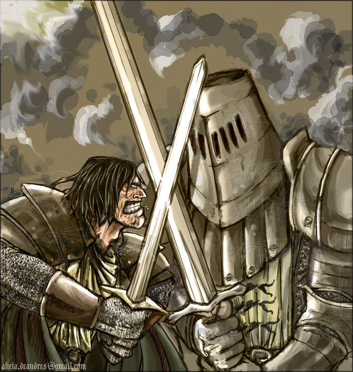 House Clegane by AliciaDeAndres on DeviantArt