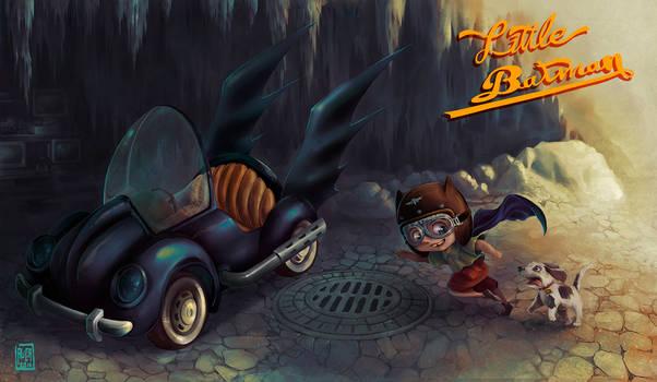 Quick Robin, to the Batmobile!!