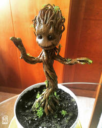 Groot for JM by AliciaDeAndres