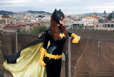Batgirl Barbara Gordon 25 by AliciaDeAndres