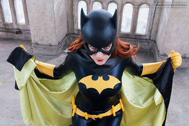 Batgirl Barbara Gordon 24 by AliciaDeAndres