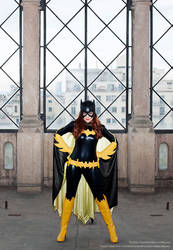 Batgirl Barbara Gordon 23 by AliciaDeAndres