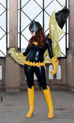 Batgirl Barbara Gordon 22 by AliciaDeAndres