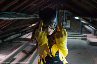 Batgirl Barbara Gordon 18 by AliciaDeAndres