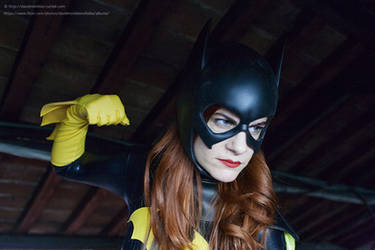 Batgirl Barbara Gordon 16 by AliciaDeAndres