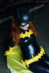 Batgirl Barbara Gordon 15 by AliciaDeAndres