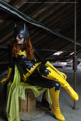 Batgirl Barbara Gordon 14 by AliciaDeAndres