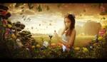 White Rose by Antonio-Figueiredo