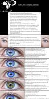 Eye Color Tutorial +Tips