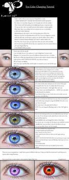 Eye Color Tutorial +Tips by KungfuHamster