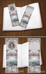 Bookmarker project -Seasons II.- by KungfuHamster