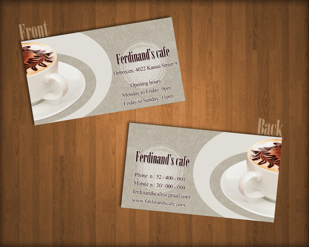 Ferdinands coffee business card by kungfuhamster on deviantart ferdinands coffee business card by kungfuhamster colourmoves