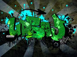 Urban Graffiti by AilesdeMort
