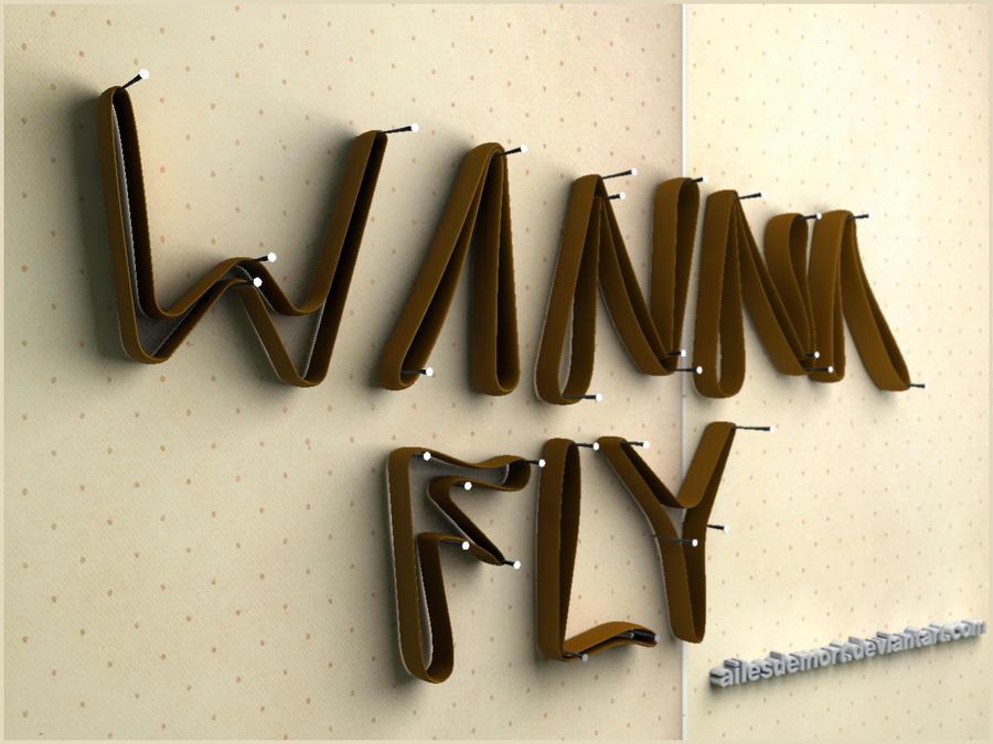 Wanna Fly by AilesdeMort