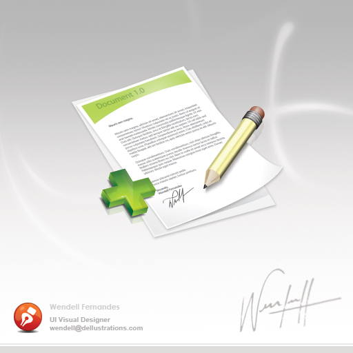 Edit Your Document by dellustrations
