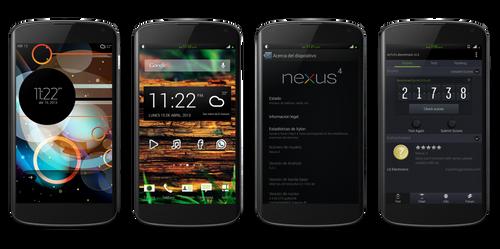 Nexus 4 Xylon Rom by Overdose1986