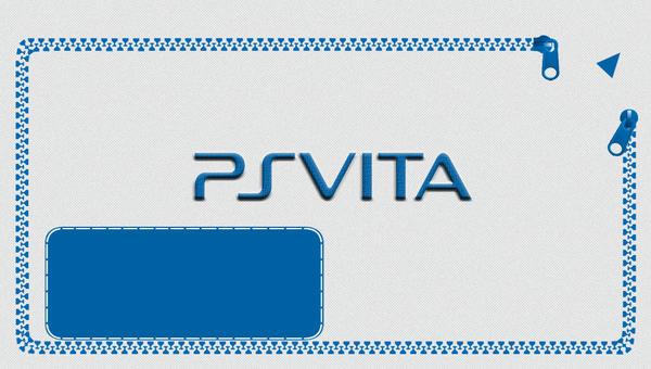 Lockscreen PS Vita logo by Kellyphonic