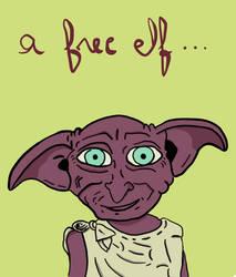 Dobby (Harry Potter fan art)