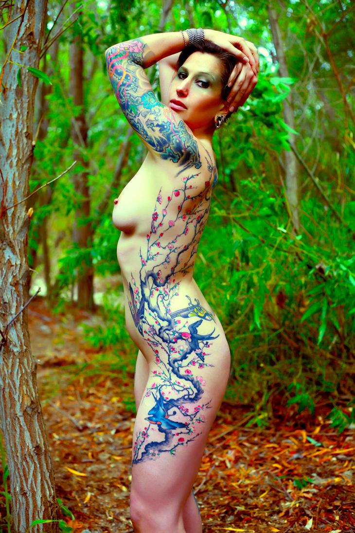 Foresting Beauty by Rikkiz820