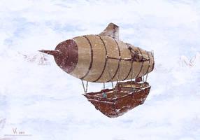 Snowstorm by Eriada1992