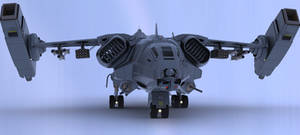 Iron Fist Dropship III