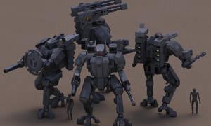 Iron Wolf Squad