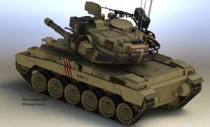Warmonger AFV II