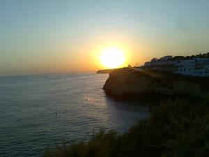 Shiny Sunset