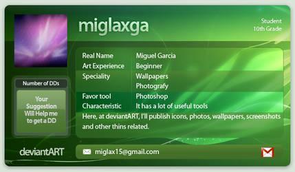 My DeviantART ID
