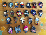 More Overwatch Charms!
