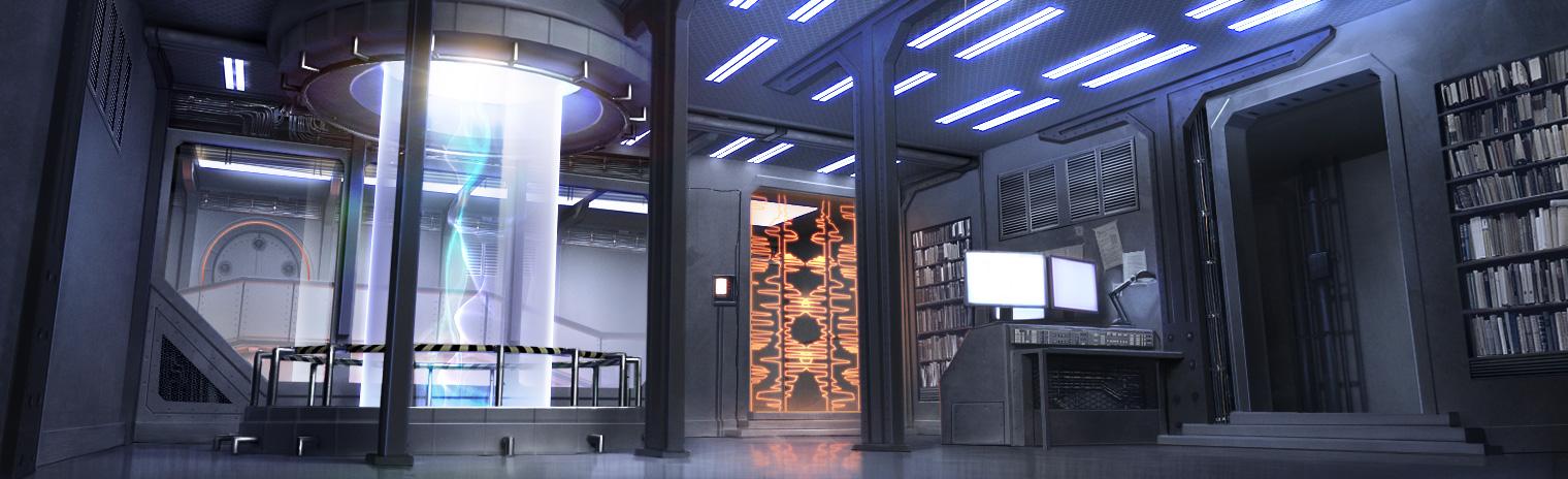 Cyberlab inc. by Der-Reiko