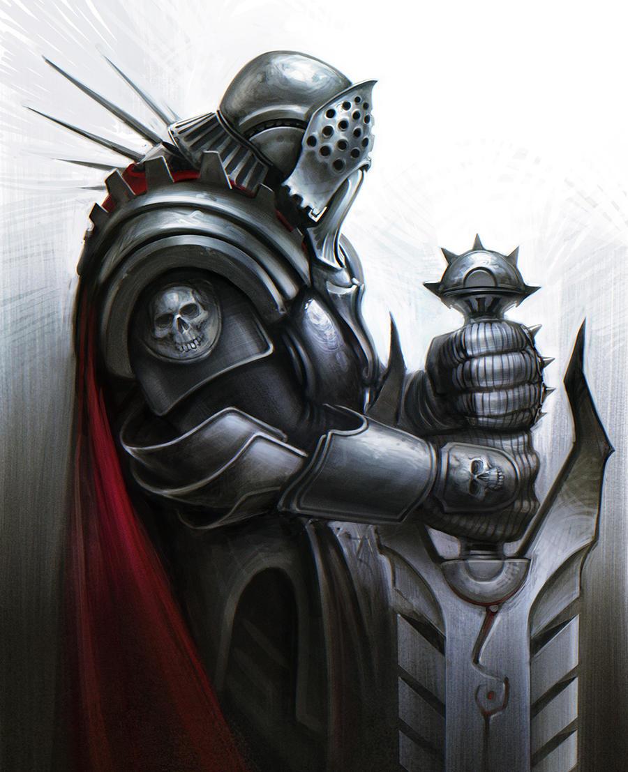 Knight by Der-Reiko