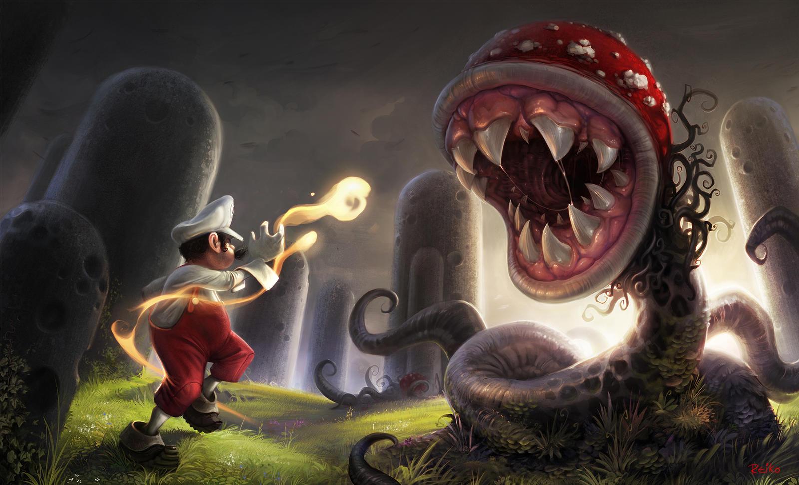 My Mario Game - C++ Forum